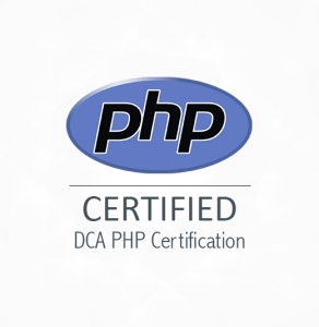 DCA PHP Certification