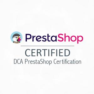 DCA Prestashop Certification