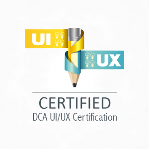 DCA UI/UX Certification