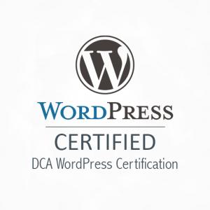 DCA WordPress Certification