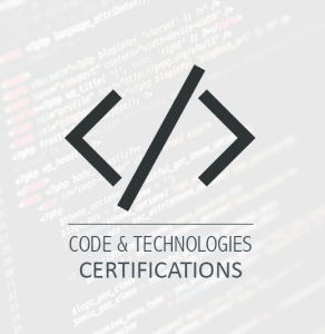 CODE & TECHNOLOGIES Certifications