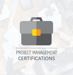 PROJECT MANAGEMENT Certifications