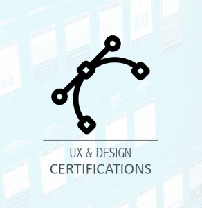 UX & DESIGN Certifications