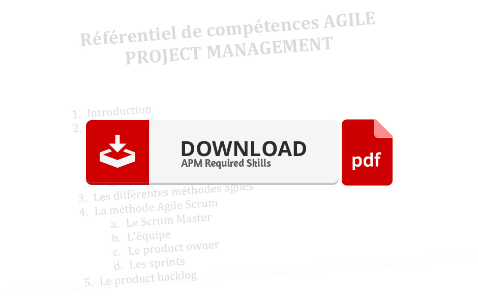 Agile Project Management Required Skills